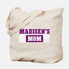 Madisens Mom Tote Bag