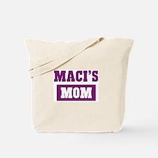 Macis Mom Tote Bag