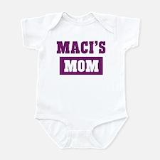Macis Mom Infant Bodysuit