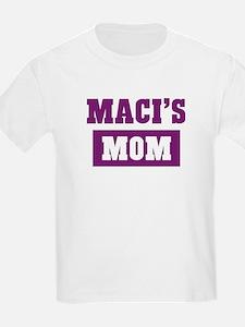 Macis Mom T-Shirt