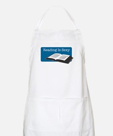 Reading Is Sexy BBQ Apron