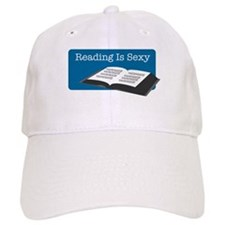 Reading Is Sexy Baseball Cap