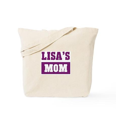Lisas Mom Tote Bag