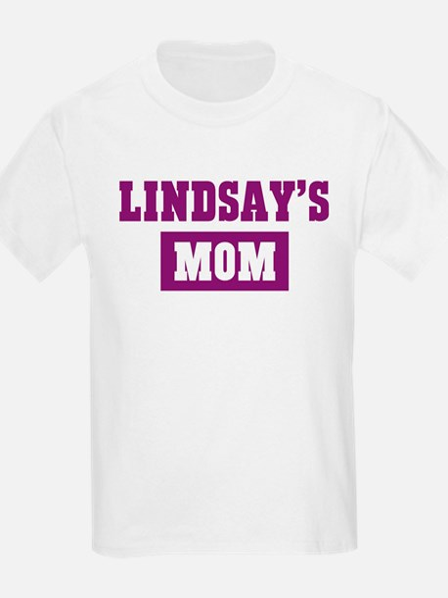 Lindsays Mom T-Shirt