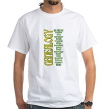 Genealogy List Shirt