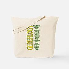 Genealogy List Tote Bag