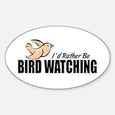 Bird Watching Decal