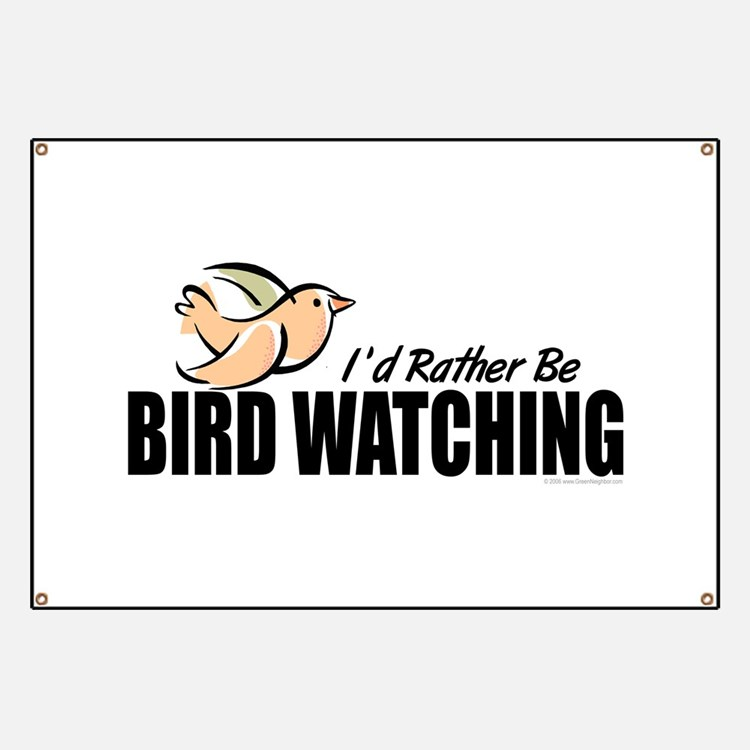 Bird Watching Banner