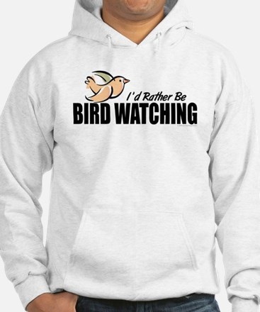 Bird Watching Hoodie Sweatshirt