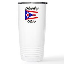 Shelby Ohio Travel Mug
