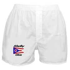 Shelby Ohio Boxer Shorts
