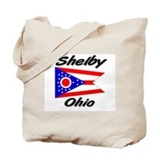 Shelby Ohio Tote Bag