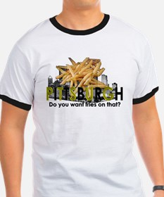 Unique Pittsburgh panthers T