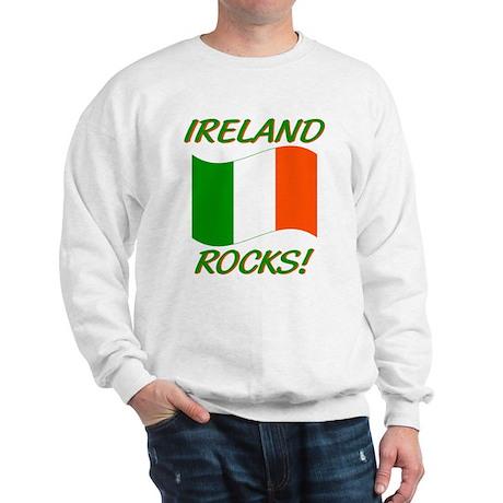 Ireland Rocks! Sweatshirt