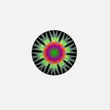 Starburst Mini Button