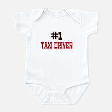 Number 1 TAX INSPECTOR Infant Bodysuit
