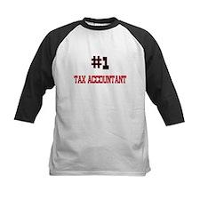 Number 1 TAX ACCOUNTANT Tee