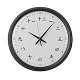 Chinese Giant Clocks