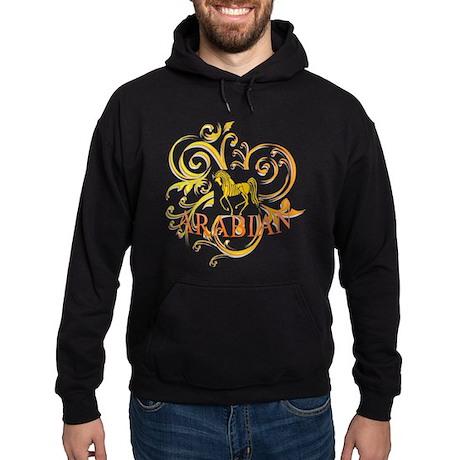 Celtic Arabian Hoodie (dark)