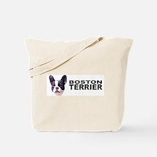 Boston Terrier Mug Tote Bag