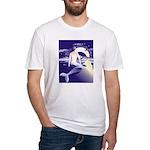 Mermaid Art Fitted T-Shirt