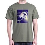 Mermaid Art Dark T-Shirt