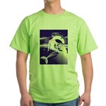 Mermaid Art Green T-Shirt