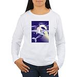 Mermaid Art Women's Long Sleeve T-Shirt