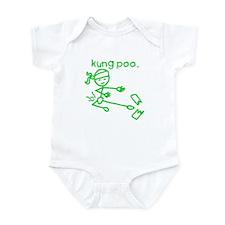 Kung Poo Infant Bodysuit