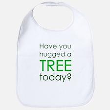 Hugged a Tree Bib