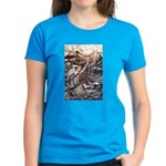 Mermaid Art Women's Dark T-Shirt
