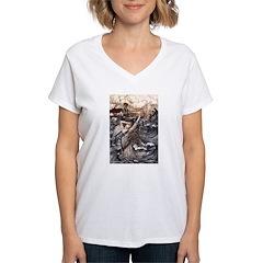 Mermaid Art Shirt