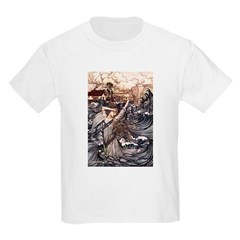 Mermaid Art T-Shirt