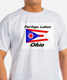 Portage Lakes Ohio T-Shirt