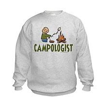 Camping Sweatshirt