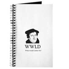 Martin luther Journal