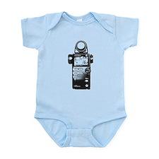 Funny Camera Infant Bodysuit