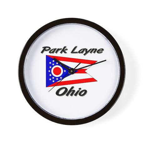 Parma Ohio Wall Clock