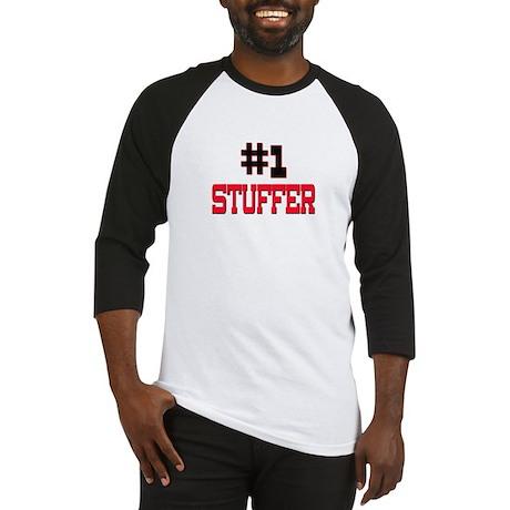 Number 1 STUFFER Baseball Jersey