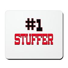 Number 1 STUFFER Mousepad