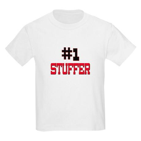 Number 1 STUFFER Kids Light T-Shirt