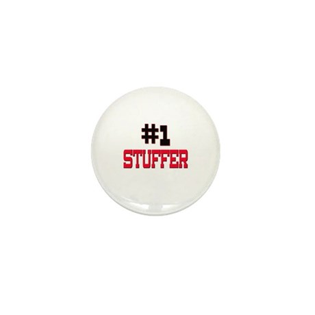 Number 1 STUFFER Mini Button (10 pack)