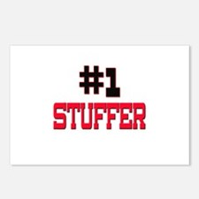 Number 1 STUFFER Postcards (Package of 8)