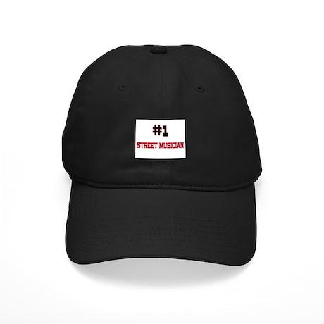 Number 1 STREET MUSICIAN Black Cap