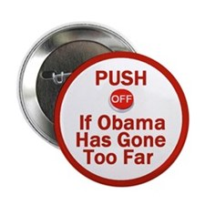 """Push Off 2.25"""" Button (10 pack)"""