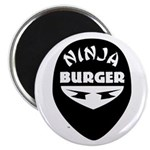 Ninja Burger Magnet