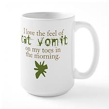 Cat Vomit Coffee Mug