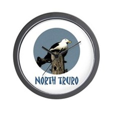 North Truro Gull Wall Clock
