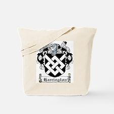 Harrington Coat of Arms Tote Bag