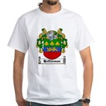Hefferman Coat of Arms White T-Shirt